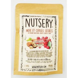 Noix et cerises séchées 100g