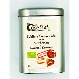 Sublime Cacao Café, La Case d'Ici, Langon