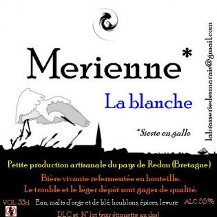Merienne La Blanche 33cl