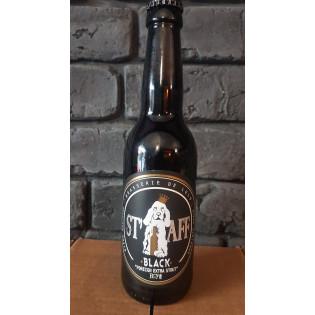 Bière Noire ST'AFF Black Extra Stout