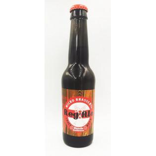Bière Blonde Houblonnée, Brasserie La Reg'Ale, Montauban de Bretagne, Brocéliande, Ille-et-Vilaine, Bretagne