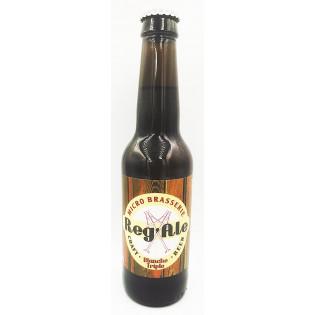 Bière Blanche, Brasserie Reg'Ale, Montauban de Bretagne, Brocéliande, lle-et-Vilaine, Bretagne