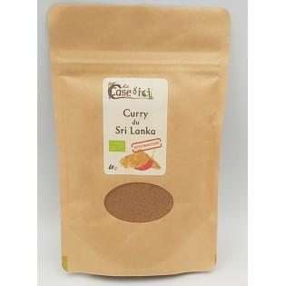 Curry du Sri Lanka, épices bio, petits producteurs, viandes rouges, légumineuses, La Case d'Ici, Langon, Bretagne