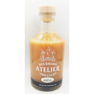 Rhum arrangé caramel au beurre salé, Distillerie du Golfe, Vannes, Morbihan, Bretagne