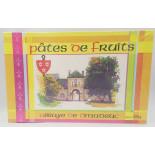 Boîte de pâtes de fruits 500g, Timadeuc, Morbihan, Bretagne