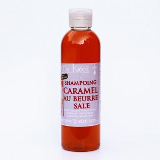 Shampoing Caramel au beurre salé 200ml