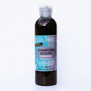Shampoing douche aux algues pour hommes 200ml