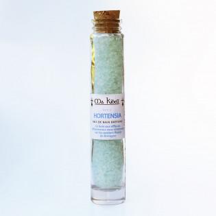 Sel de bain Hortensias 70g