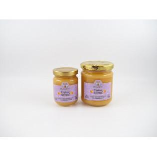 Pâte à tartiner miel et noisettes 220g