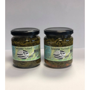 Salicorne marinade 220g