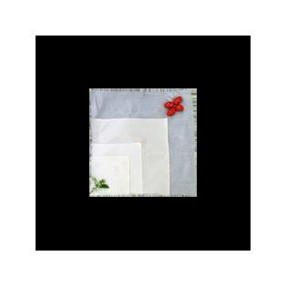 Emballages naturels et réutilisables kit carré