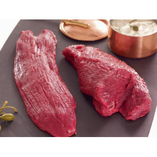 Steak poire-merlan 2x160g
