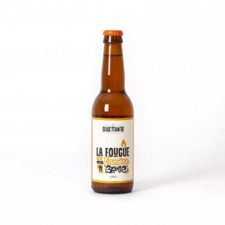 Bière IPA La Fougue 33cl
