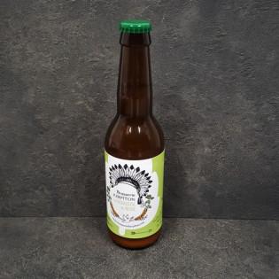 Bière Houblonnée La Croqueuse de Neige 33cl BIO Ed. Limitée