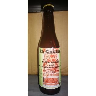 Bière blonde IPA La Gaëlle 33cl