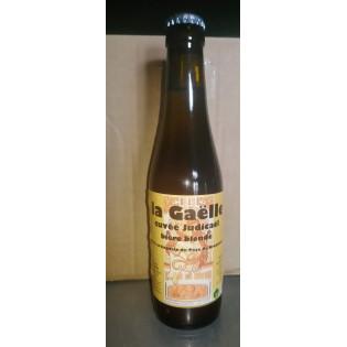 Bière blonde Judicaël La Gaëlle 33cl
