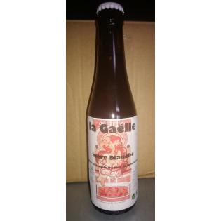 Bière blanche La Gaëlle 33cl