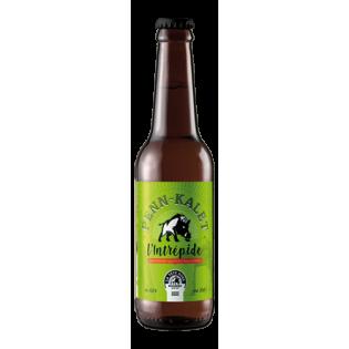 Bière Blonde Penn Kalet L'intrépide BIO