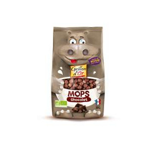 MOPS chocolat 300g GO AB