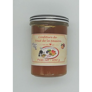 Confiture Fruits de la passion 230g
