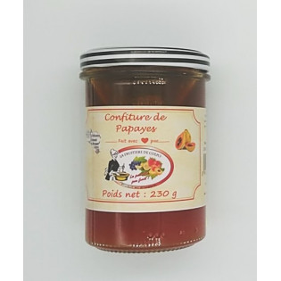 Confiture Papaye 230g