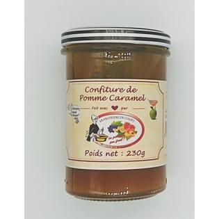 Confiture Pomme Caramel 230g