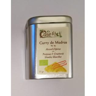 Curry de Madras 55g