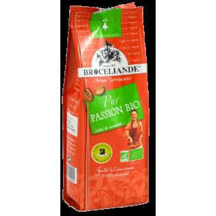 Café en grain Pur Passion Bio 1kg