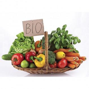 Panier Légumes Bio 10€